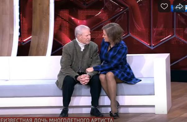 Марина надеется, что и Галина возобновит общение с отцом