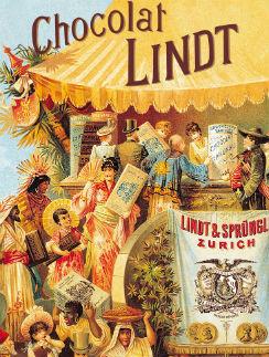 У сладкоежек появилась возможность ознакомиться с новинкой швейцарского шоколада