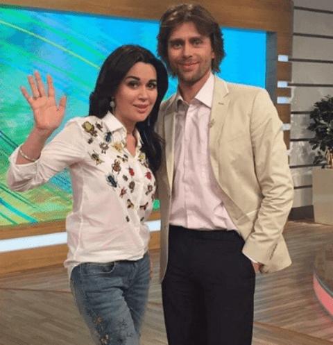 Анастасия Заворотнюк и Петр Чернышев обрели гармонию в браке