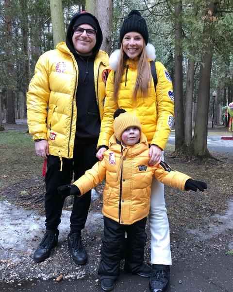 Наталья Подольская: «Пол ребенка узнается не сразу, но Вова был уверен, что девочка»