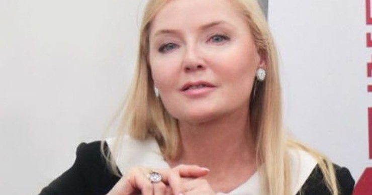 Лариса Вербицкая: «Не люблю, когда муж моет посуду»