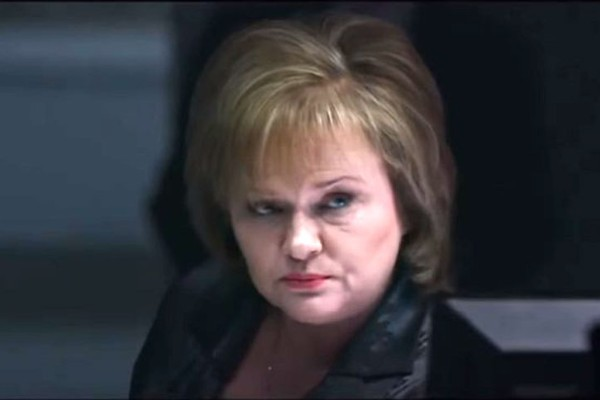 Спустя много лет Александра Яковлева снялась в ремейке легендарного фильма