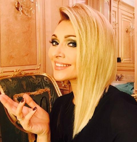 Анжелика Агурбаш продавала вещи после развода