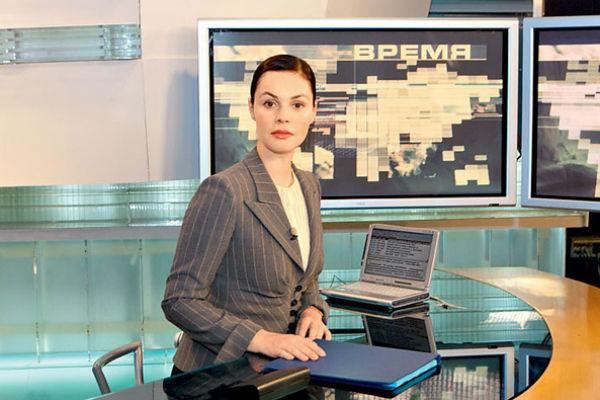 Телеведущая начала работать в новостной программе в возрасте 36-ти лет
