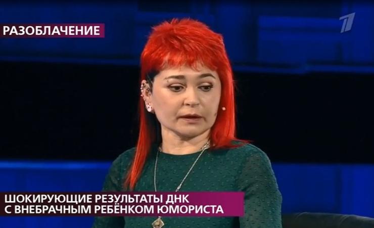 Оксана рассказала дочери о своем знаменитом отце, когда ей исполнилось 16