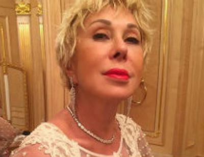 Любовь Успенская познакомилась с бойфрендом дочери