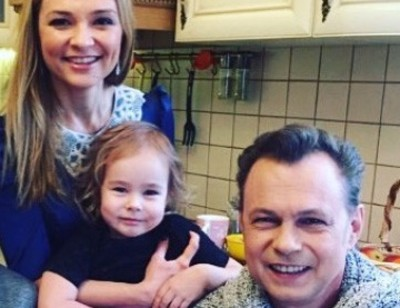 Супруга Владимира Левкина уделяет мало внимания дочери