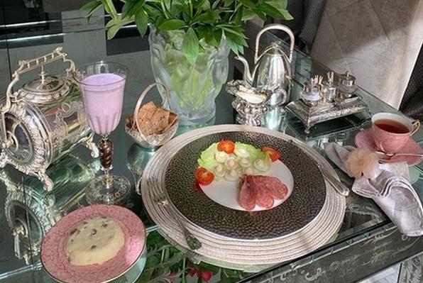 Завтраки Рудковской приводят в восторг ее фанатов