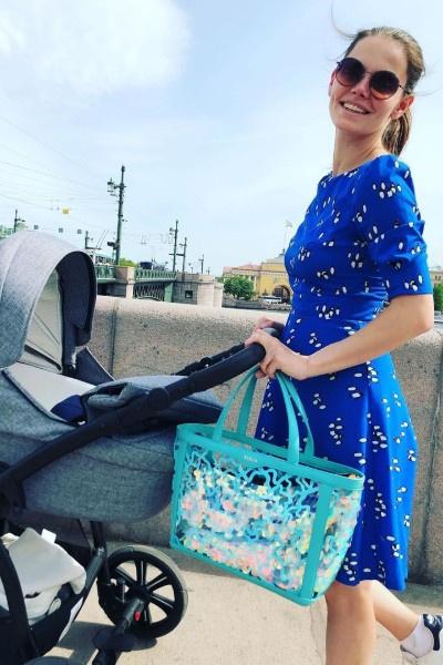 Елизавета Боярская мечтает о третьем ребенке