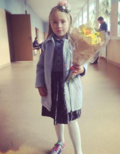 Дочь Туты Ларсен