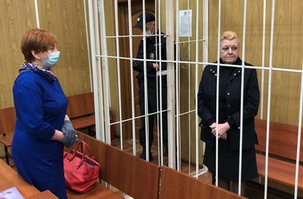 На Цивина и Дрожжину завели уголовное дело
