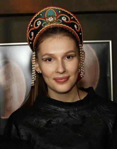 Супруга музыканта Ольга