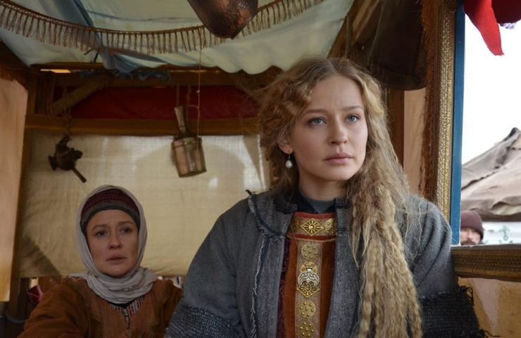 Роль Устиньи в сериале «Золотая Орда» стала еще одним успехом актрисы