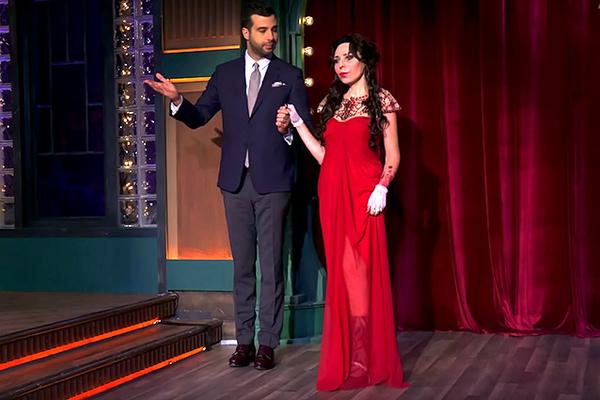 Образ Агузаровой в эфире программы «Вечерний Ургант» поразил зрителей