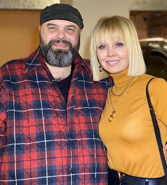 Максим Фадеев и Валерия