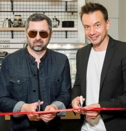 Алексей Серов и Алексей Рыжов