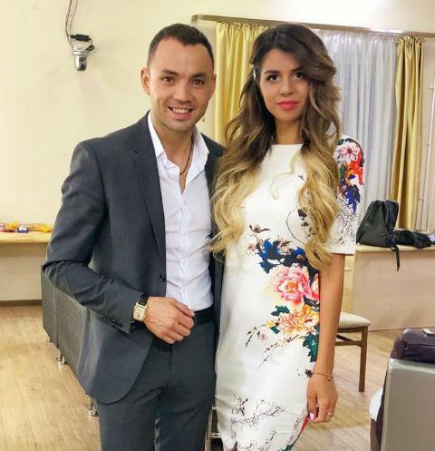 Александр и Алиана Гобозовы