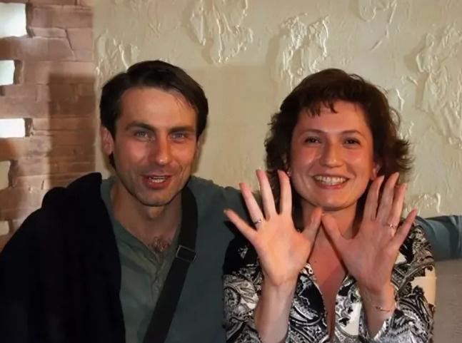 Шакунов с женой живут в браке 20 лет и воспитывают двоих детей