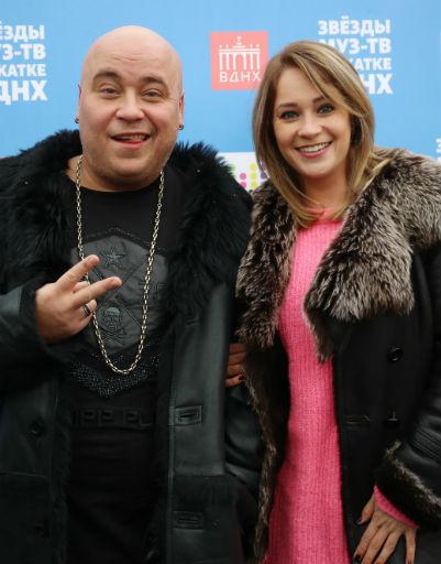 Доминик Джокер и Катя Кокорина