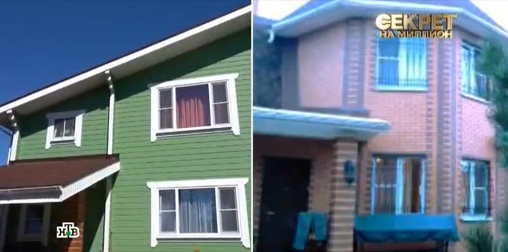 Новый дом построили по образу и подобию старого коттеджа