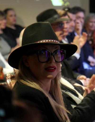 Ольга Дроздова примерила на себя «шляпу Боярского»