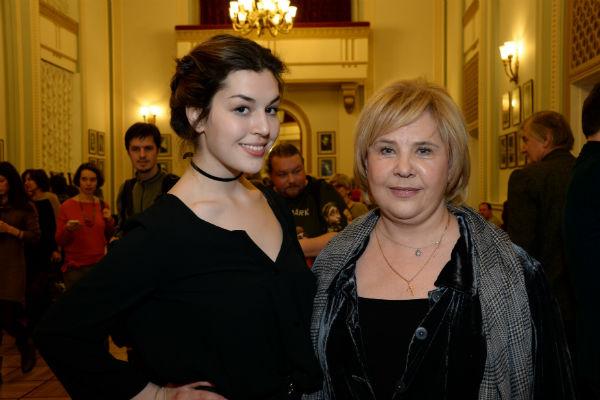 Татьяна Догилева с дочерью, победившей страшную болезнь