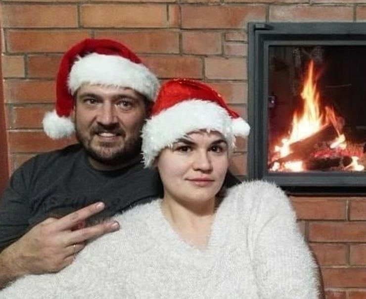 Светлана и Сергей женаты 15 лет.