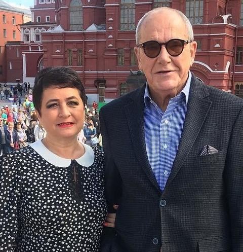 Ирина Млодик и Эммануил Виторган