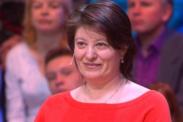 Ирина, двоюродная сестра Пермяковой