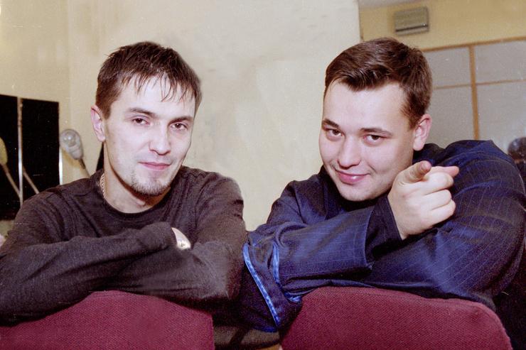Группа «Руки Вверх!» распалась в 2006-м