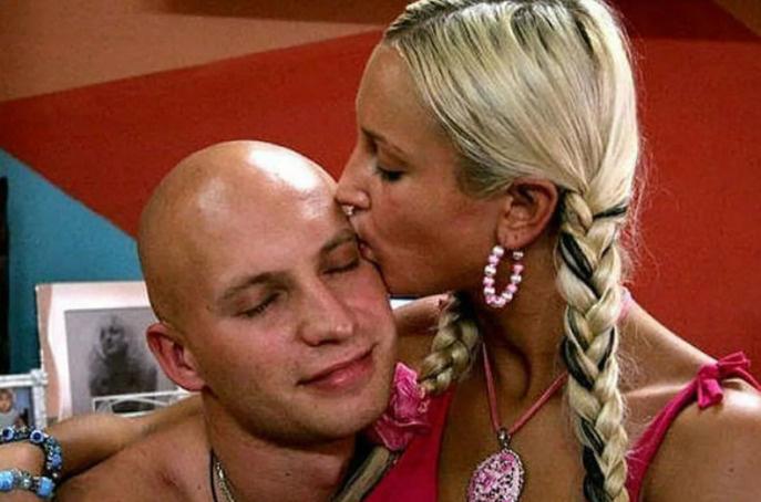 Прошли те времена, когда Рома Третьяков таял от поцелуев Ольги Бузовой