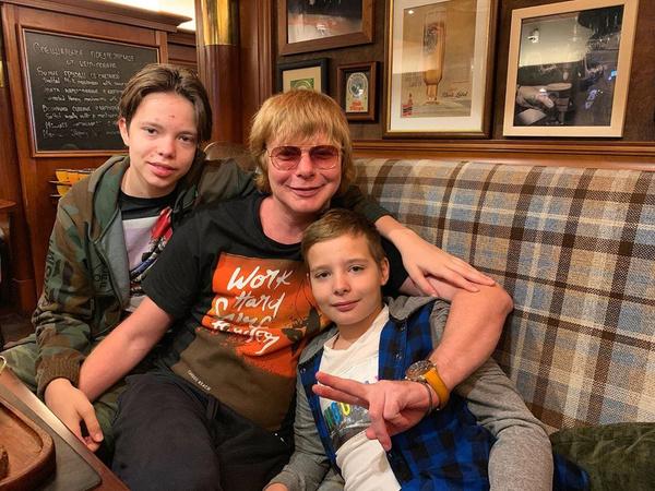 Старший сын Андрея Григорьева-Апполонова переедет жить к нему