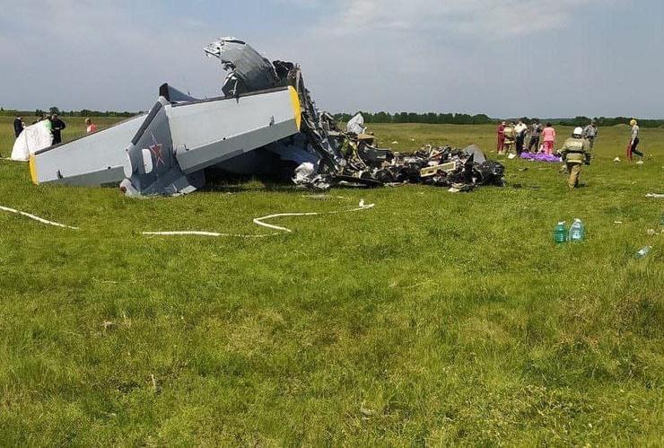 Трагедия произошла около 6:30 в районе аэродрома «Танай»