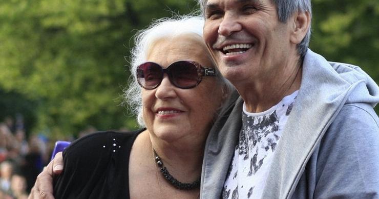 Бари Алибасов и Лидия Федосеева-Шукшина впервые вышли в свет после слухов о расставании