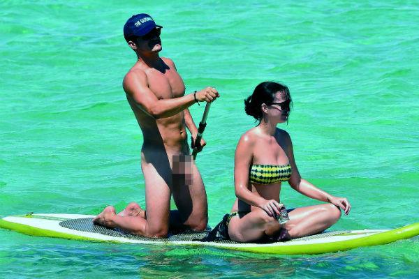 Скандальные кадры с отдыха пары в Италии облетели весь Интернет