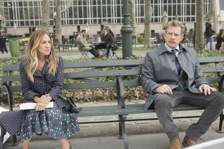 Сериал «Развод» повествует о семейной паре, переживающей кризис отношений