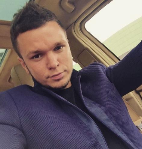 Бывший участник телепроекта «Дом-2» Антон Гусев