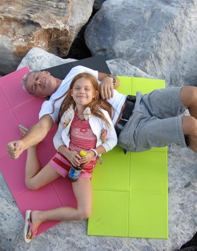 Олег Газманов с семьей и друзьями отдыхал на Лигурийском побережье Италии