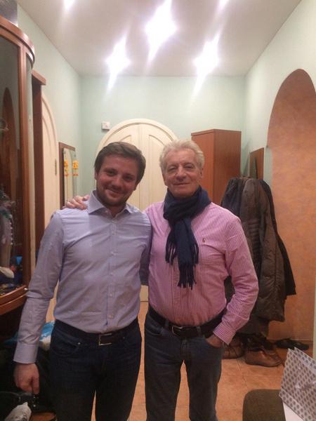 27-летний Андрей стал профессиональным дирижером и скрипачом