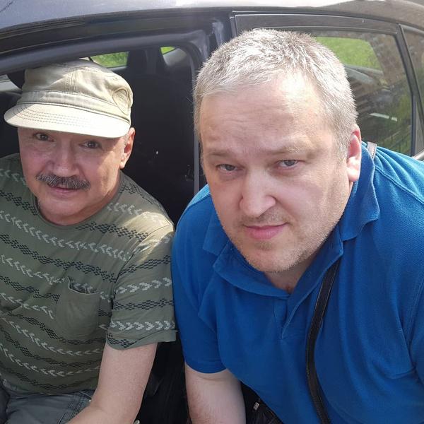 Вячеслав Смородинов встретился с Леоновым-Гладышевым, который выходит из комы