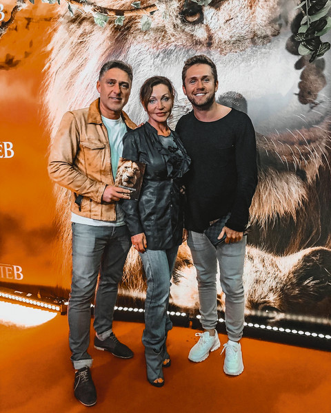 Влад и его родители