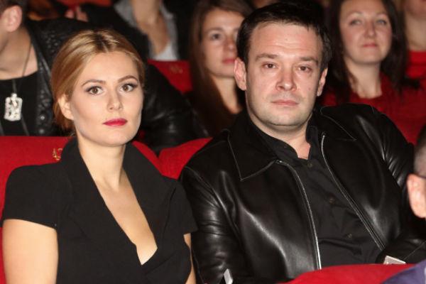 Мария Кожевникова с супругом