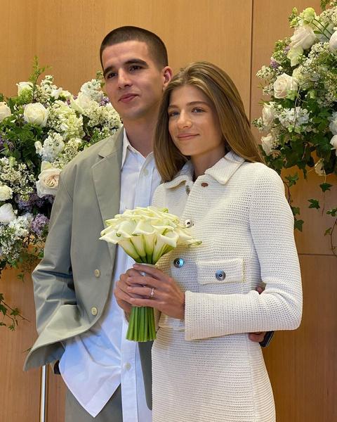 Feduk и Саша Новикова подтвердили, что стали мужем и женой