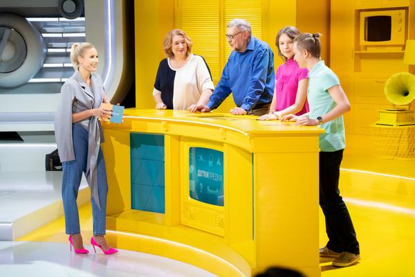 Семейное шоу — давняя мечта Елены