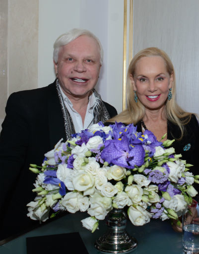 Борис Моисеев и Нелли Кобзон