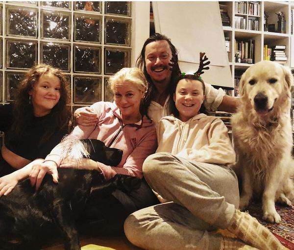 Грета уговорила членов своей семьи изменить привычный образ жизни
