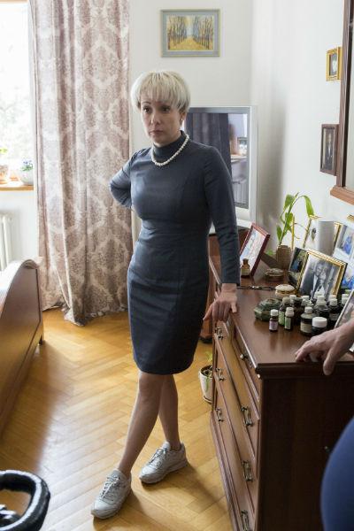 Недавно Чулпан Хаматова стала блондинкой, чтобы исполнить роль общественного деятеля Елизаветы Глинки