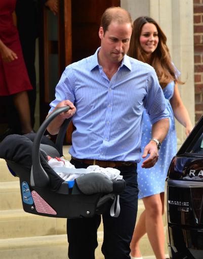 Безопасность превыше всего: автомобильное кресло Britax Baby Safe за 80 фунтов (4 тысячи рублей)
