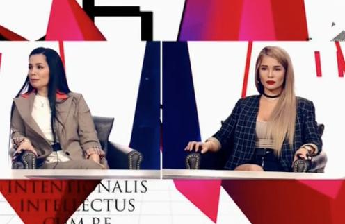 Юлия Салибекова и Екатерина Колисниченко