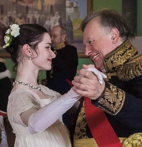 Анастасия Ещенко и Олег Соколов